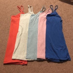 Bundle of forever 21 camisoles